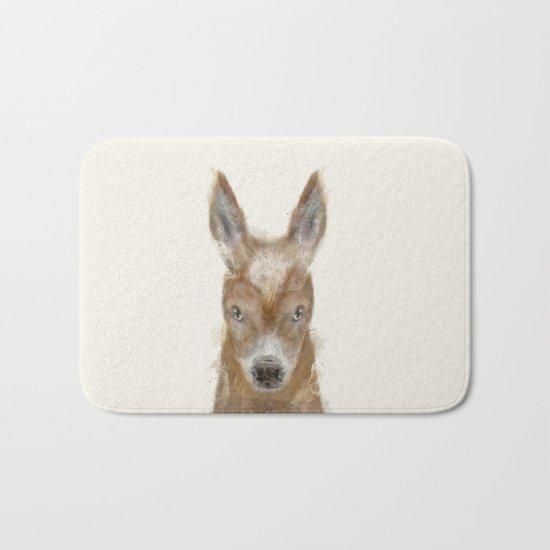 little donkey Bath Mat