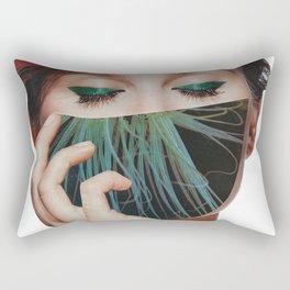 ...The Veil... Rectangular Pillow