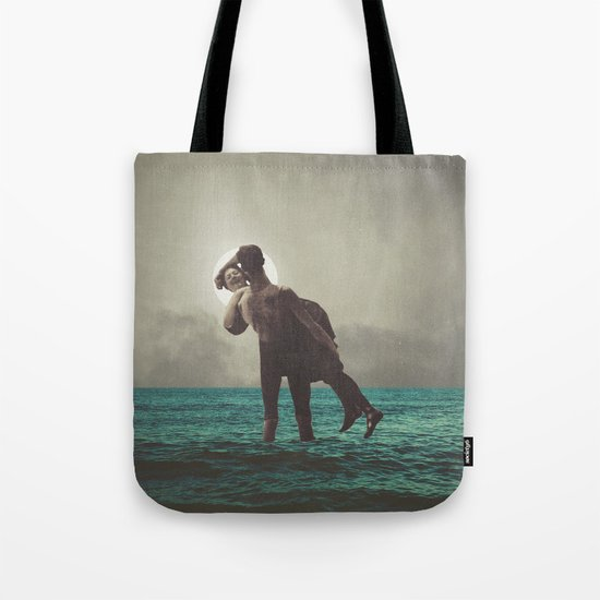 Now I am Alive Tote Bag