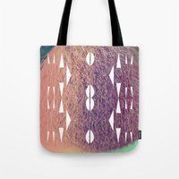 makeup Tote Bags featuring makeup by alina vasile