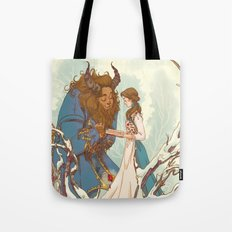 Something there Tote Bag