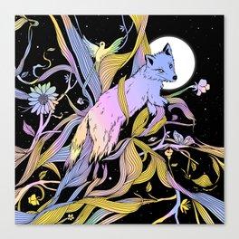 Wild Emergence Canvas Print