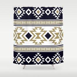 Aztec Ethnic Pattern Art N10 Shower Curtain