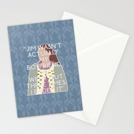 The Reichenbach Fall - Molly Hooper Stationery Cards