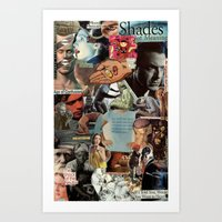 Shades of Meaning Art Print