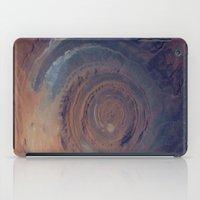 nasa iPad Cases featuring eye in the sky, eye in the desert (nasa #01) by _mackinac