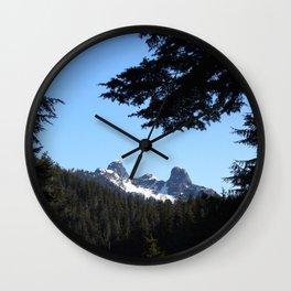 The Lions St. Mark's Summit Mount Cypress Wall Clock