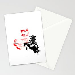 Polish Hussar - Poland - Polska Husaria Stationery Cards