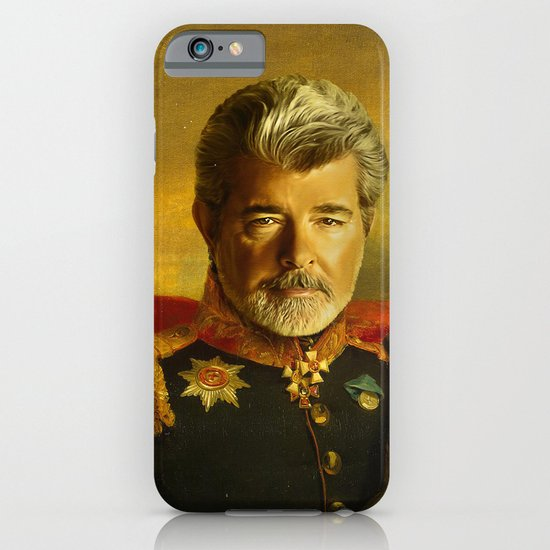 George Lucas - replaceface iPhone & iPod Case