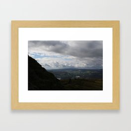 Windermere. Framed Art Print