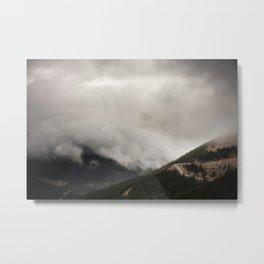 Loveland Pass,Colorado Metal Print