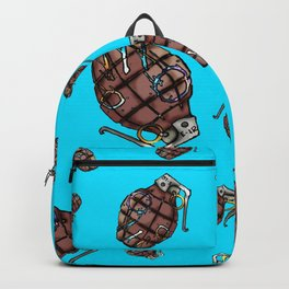 A Pulled Fuse Backpack