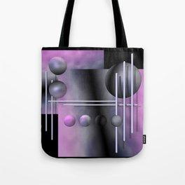 liking geometry -1- Tote Bag