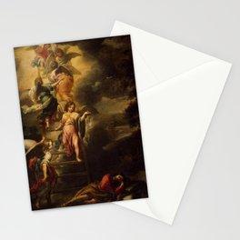 Bartolome Esteban Murillo - Jacob's Dream Stationery Cards