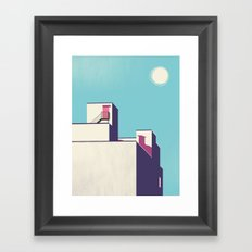 NEIGHBOURHOOD II Framed Art Print