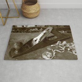 Carpentry tools Rug