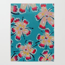Georgia Lilly Poster