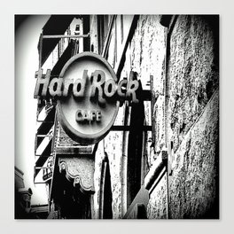 Hard-Rock-Cafe Canvas Print