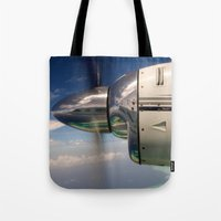 mirror Tote Bags featuring Mirror by Rafael Andres Badell Grau