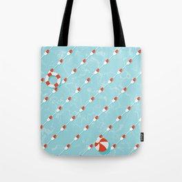 Pills Pattern 012 Tote Bag