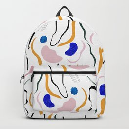 wave notation Backpack