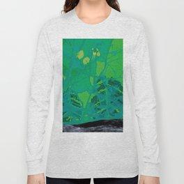 Bosque animado Long Sleeve T-shirt