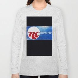 R C Royal Crown Cola Long Sleeve T-shirt