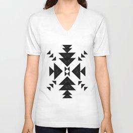 Aztec Art Unisex V-Neck