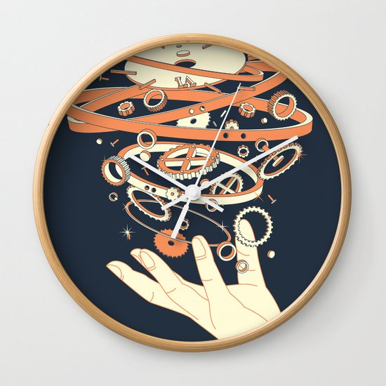 time controller Wall Clock