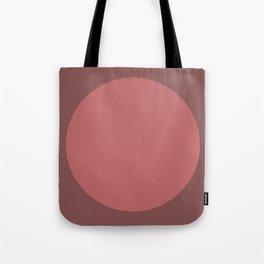 Old Rose Dot V2 Tote Bag