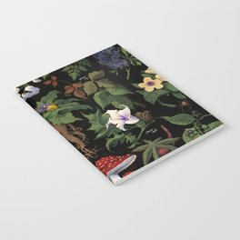 Poison Plants Notebook