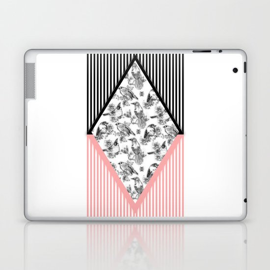 Bird Cage Laptop & iPad Skin
