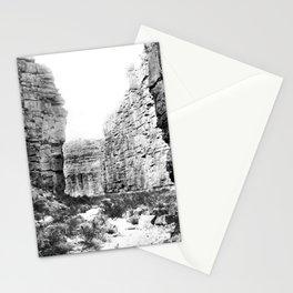 Havasu Canyon at the Grand Canyon Stationery Cards