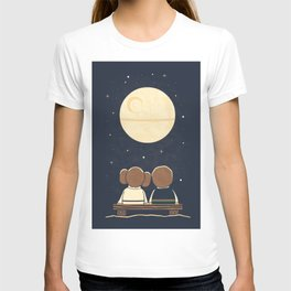 You and me and the moon T-shirt