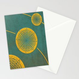 Wireframe Stationery Cards