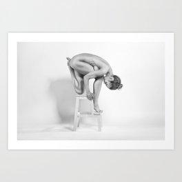 bodymusic Art Print