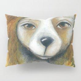Pinkie Pillow Sham