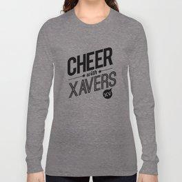 XV Cheerleading Long Sleeve T-shirt