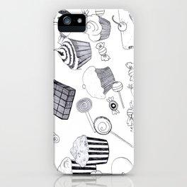Süßigkeiten iPhone Case