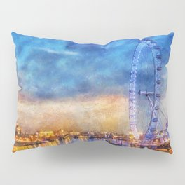 London Eye Pillow Sham