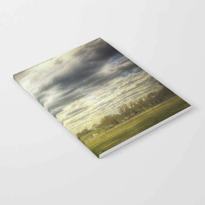 The Monument Notebook