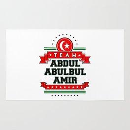 Team Abdul Rug