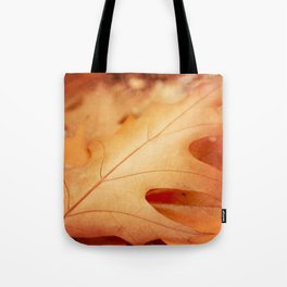 AFE Autumn Leaves, Nature Photography Tote Bag