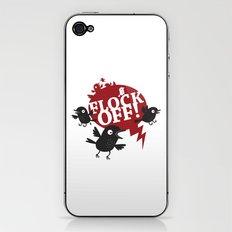 FLOCK OFF! iPhone & iPod Skin