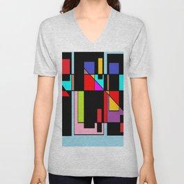 Muchos colores Unisex V-Neck