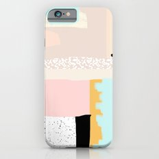 On the wall#3 iPhone 6 Slim Case
