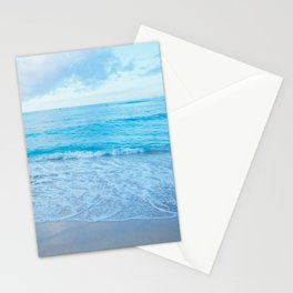 calm day 03 Stationery Cards