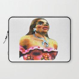 Dancer Female Albuquerque 2002 ART Laptop Sleeve