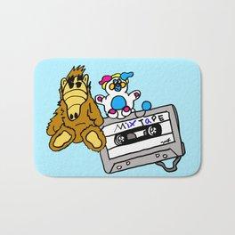 Mix Tape Bath Mat