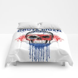 To The Core Collection: Costa Rica Comforters
